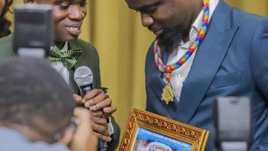 Dr Kwame Fordjuor DR UN and sarkodie - Sarkodie addresses Dr UN Awards brouhaha