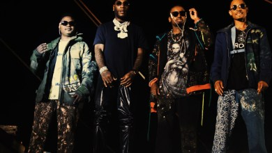 IMG 000 - DJ Tàrico & Burna Boy With Preck And Nelson Tivane Bring African Dance To The Center Stage On 'Yaba Buluku Remix' Video
