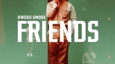 Kweku Smoke Friends Prod by Hordziwww dcleakers com  mp3 image - Kweku Smoke - Friends