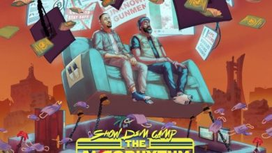 Show Dem Camp cover art - Show Dem Camp Releases New Album Dubbed 'Clone Wars Vol. 5 - The Algorhythm'