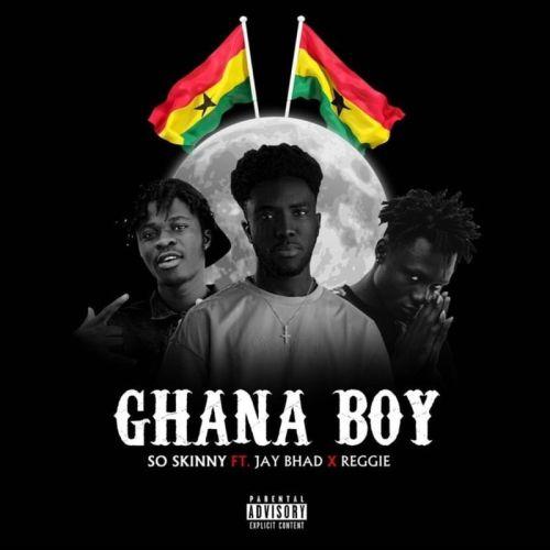 So Skinny ft Jay Bahd Reggie Ghana Boy www dcleakers com  mp3 image 500x500 - So Skinny - Ghana Boy ft. Jay Bahd & Reggie