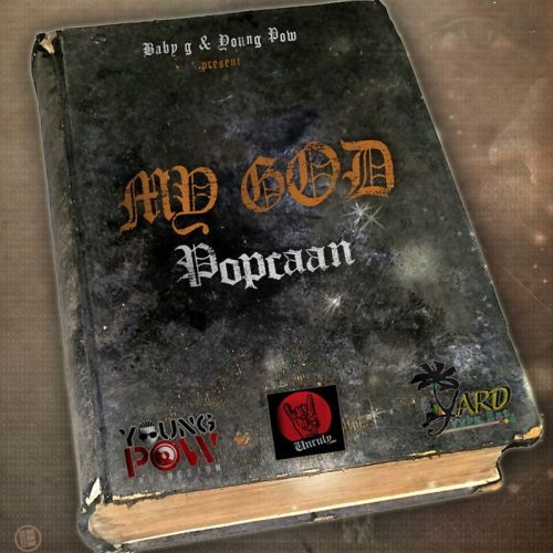 popcaan my god 500x500 - Popcaan - My God