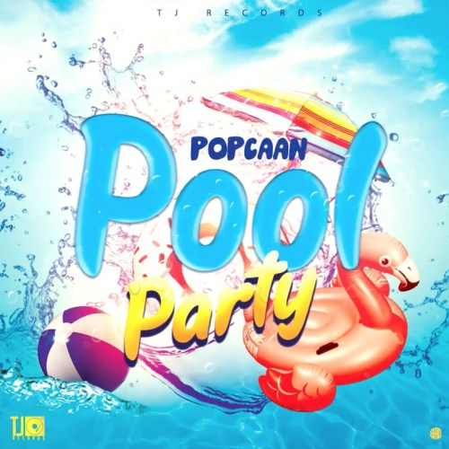 popcaan pool party 500x500 - Popcaan - Pool Party (Prod. by TJ Records)