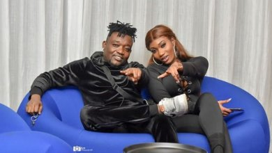 wendy shay and bullet - I wasn't a believer of Jesus of Christ until I met Bullet – Wendy Shay reveals