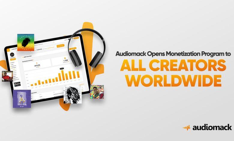 audiomack amp - Audiomack rolls out monetization programme in Ghana