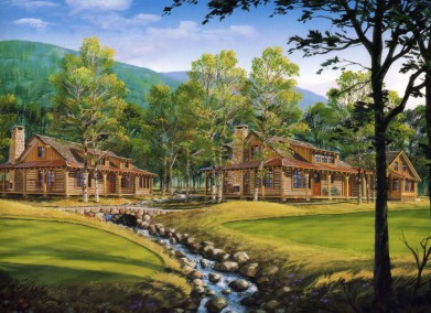 Typical Cabins