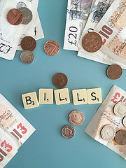 Scrabble Word For Bills And Dollars