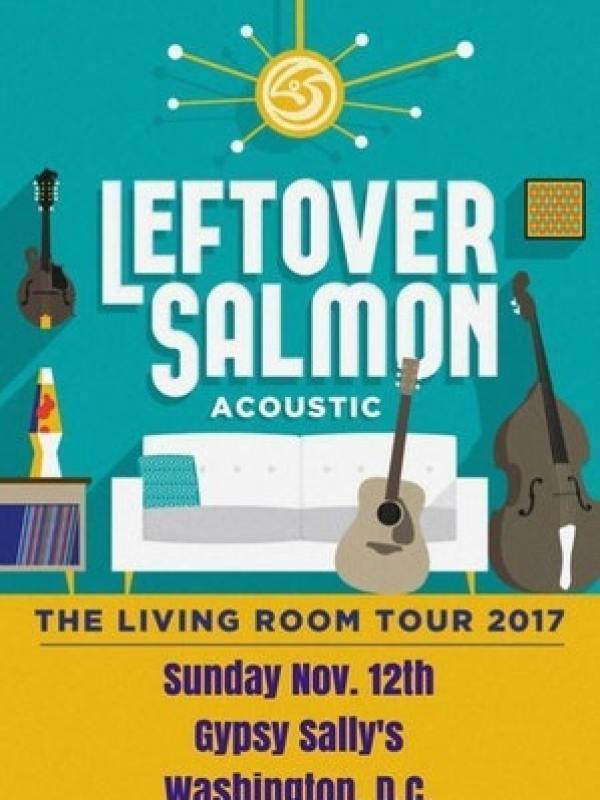 Leftover Salmon at Gypsy Sally's