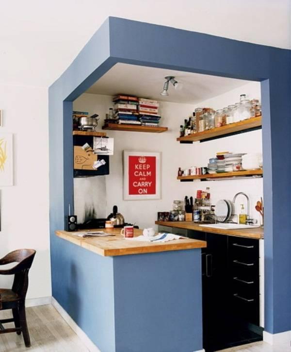 pequena cozinha decorada