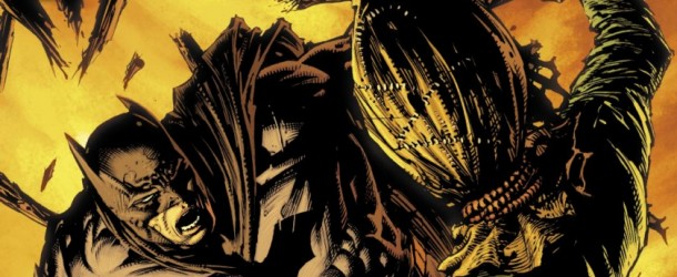 Batman: The Dark Knight #14 comic review Scarecrow Jonathan Crane