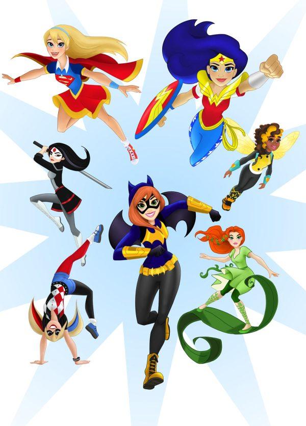 DC et Warner Bros. lancent DC Super Hero Girls | DCPlanet.fr