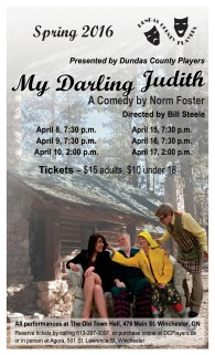 My Darling Judith Poster3