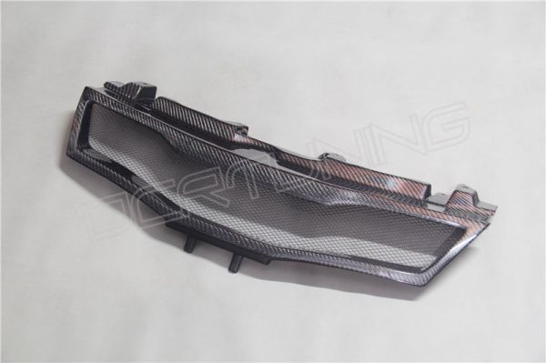 Honda Civic FN2 FK Type R JS style Carbon grille