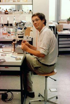 Bert Gottingen 1980