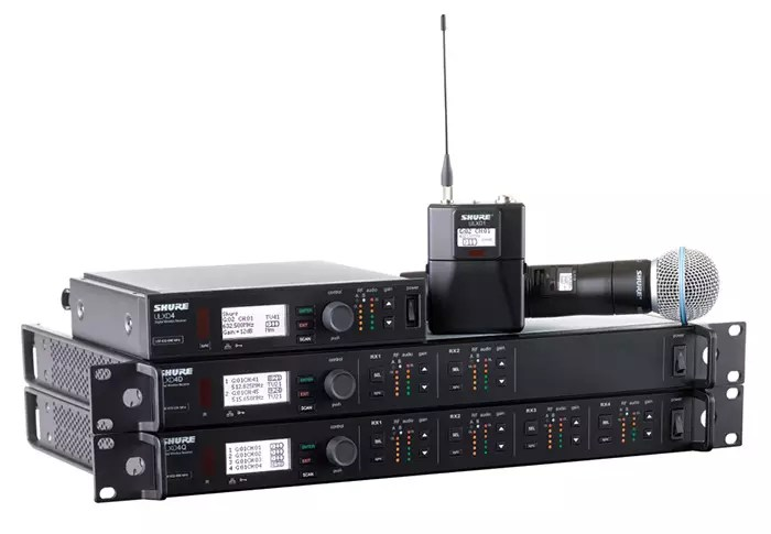 Shure & Yamaha come together to deliver even more control at the console.