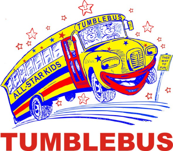 3rd Party Dmv >> Discover the All-Star Kids TumbleBus ...