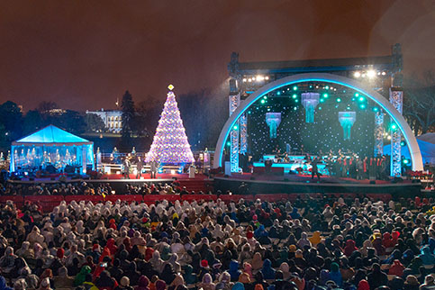 ... National Christmas Tree Lighting Lottery · Photo from recreation.gov - National Christmas Tree Lighting Lottery 2014 Is Now Open