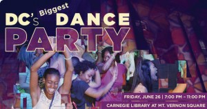 DC's Biggest Dance Party 2015