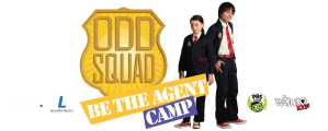 Odd Squad Be the Agent Camp - August 2015