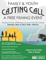 2016 Family Youth Casting Call Flyer