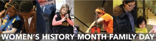 Women's History Month Family Day 2017 - National Postal Museum