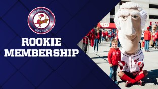 Nationals - Jr. Nats Rookie Membership