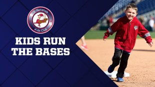 Nationals - Kids Run the Bases