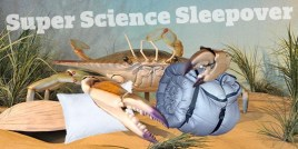 Super Science Sleepover - Maryland Science Center
