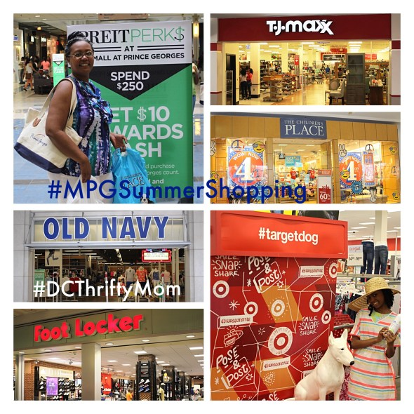 MPG Summer Shopping Preit Perks - DC Thrifty Mom