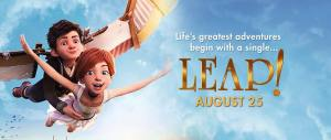 LEAP Movie -Banner