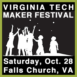 Virginia Tech Maker Festival 2017