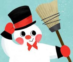 Frosty the Snow Man - Adventure Theatre MTC Pic