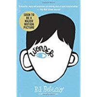 WONDER -Book Cover