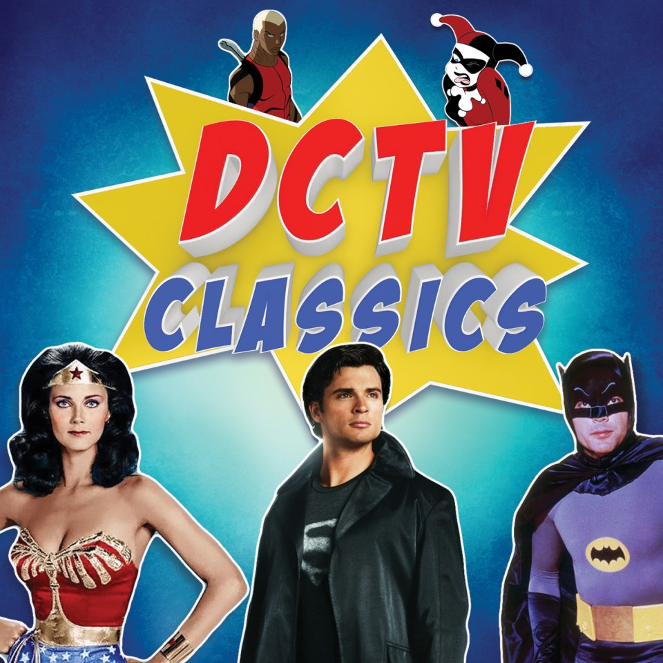 DC TV Classics on NovelScreenings.com