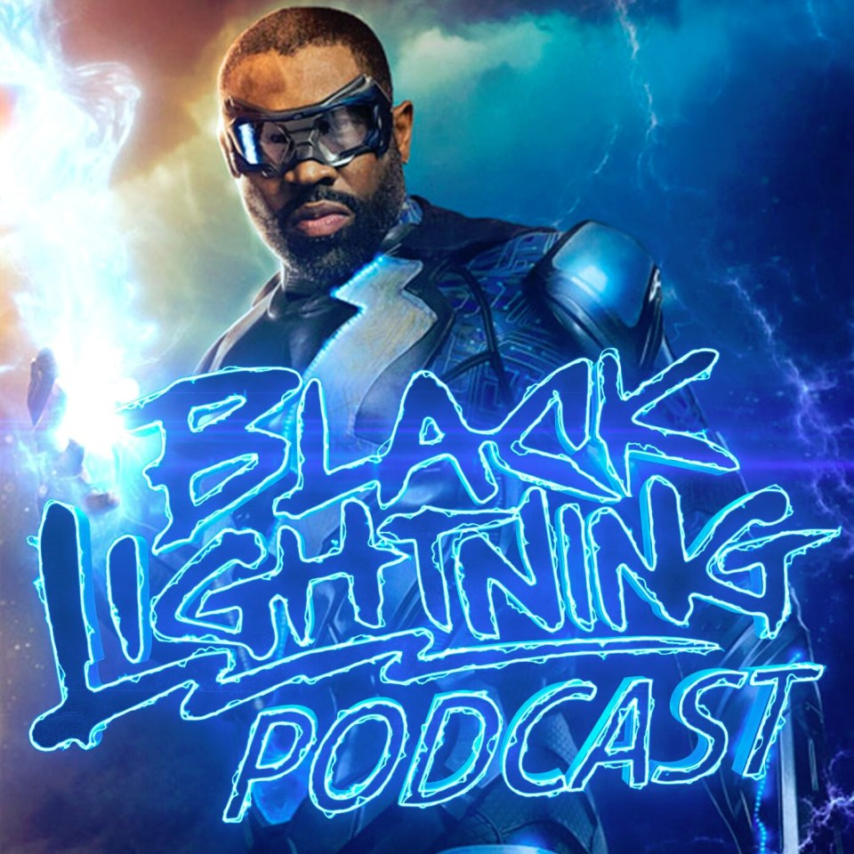 Black Lightning Podcast on NovelScreenings.com
