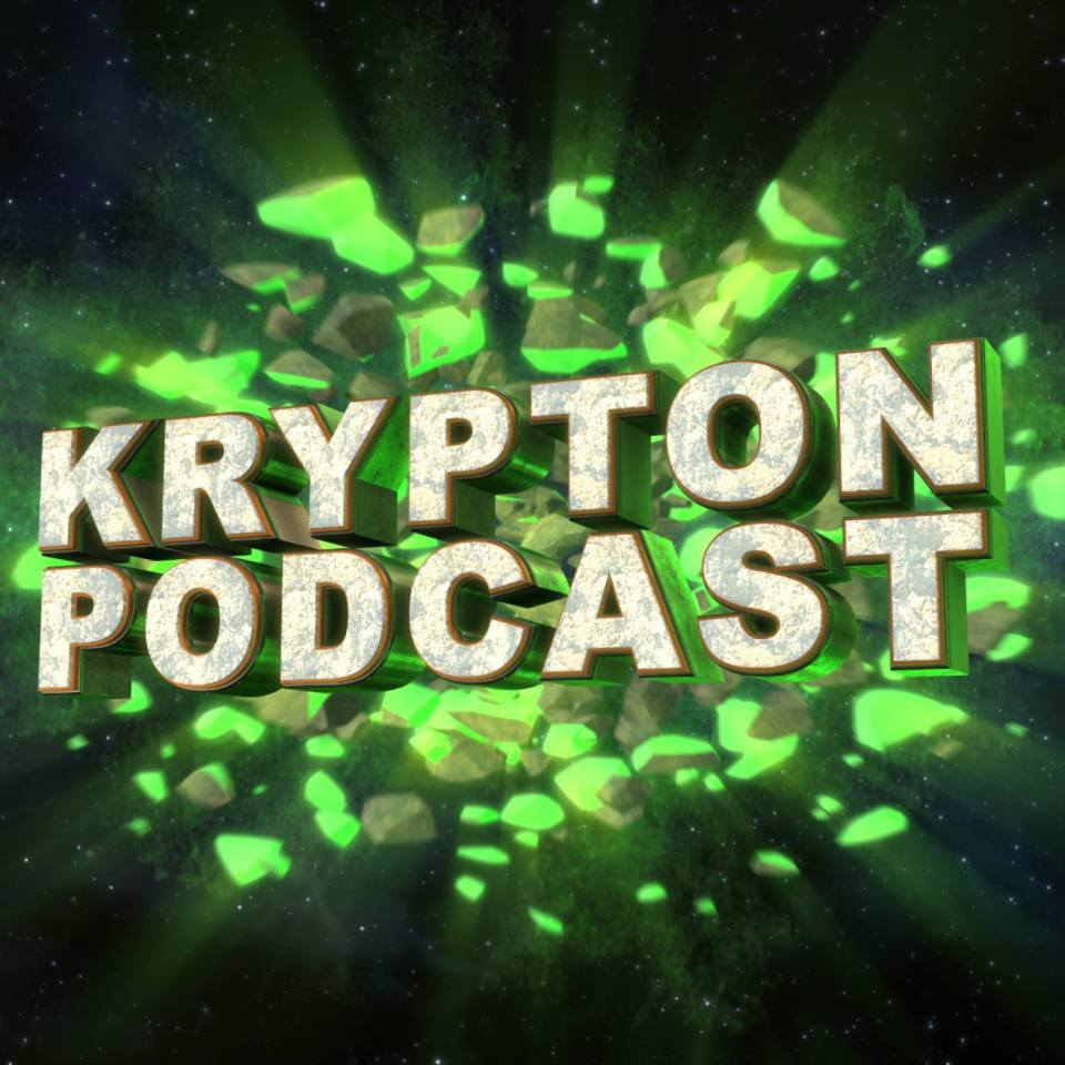 Krypton Podcast on  NovelScreenings.com