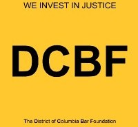 DC Bar Foundation Logo