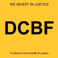 DC Bar Foundation Logo