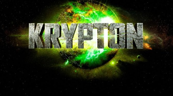 New TV series Krypton is still a go and is casting
