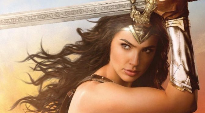 new footage in wonder woman trailers