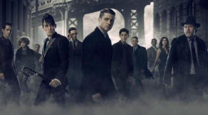 Gotham season 4 begins filming this week