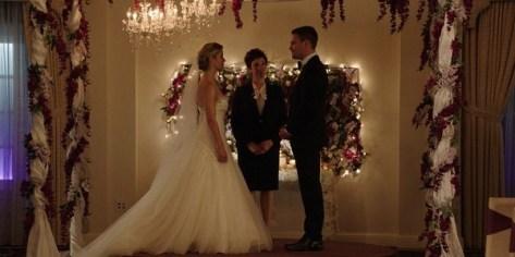 queen smoak wedding
