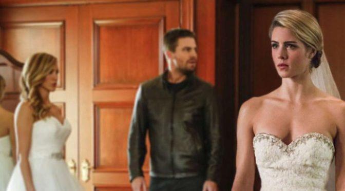 Wedding Bells Ringing in Season 6 of Arrow for Olicity?