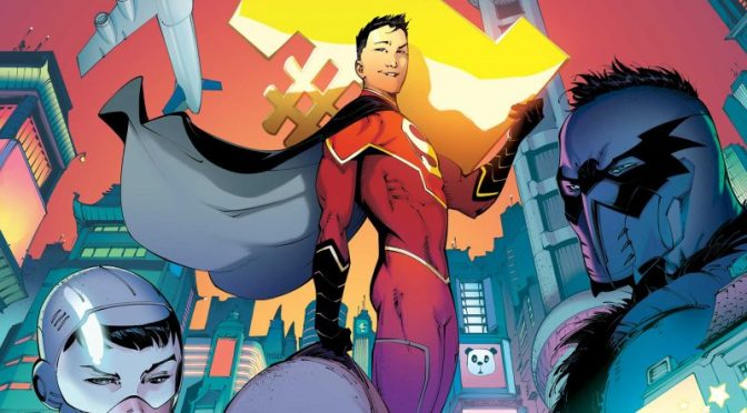 DC Rebirth brings an Asian Superman to the forefront