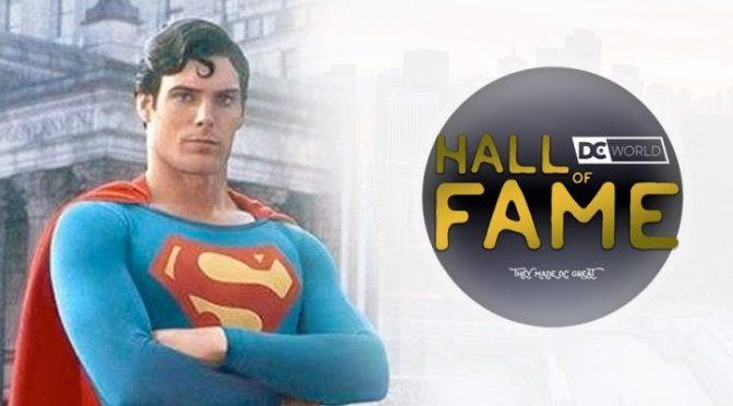 HOF: August Entrant #3 – Christopher Reeve as Superman