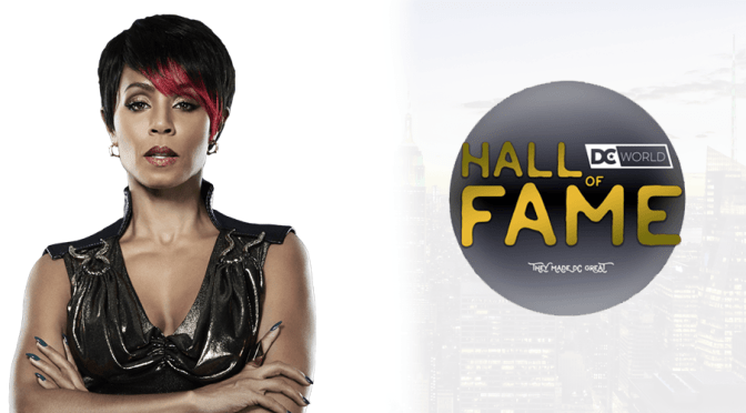 HOF: August Entrant # 8 – Jada Pinkett-Smith as Fish Mooney