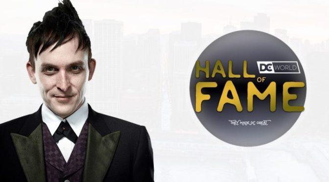 HOF : August Entrant #1 – Robin Lord Taylor