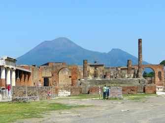 Pompeji & Vesuv