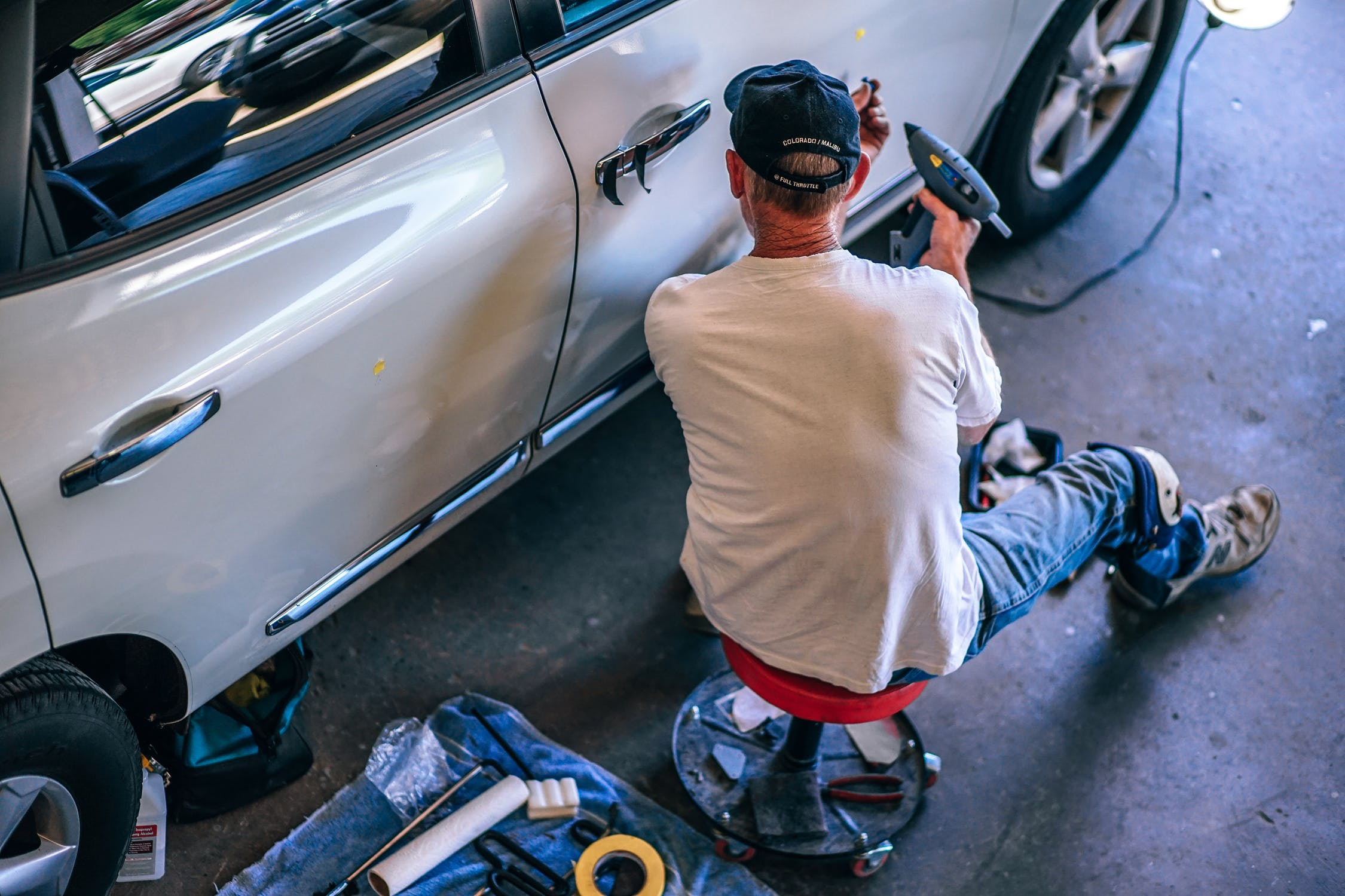 A Guide to Motor Trade Insurance