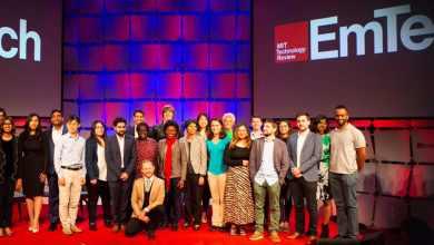Photo of الفائزون بجائزة مبتكرون دون 35 يثيرون الإعجاب بتقنياتهم الجديدة